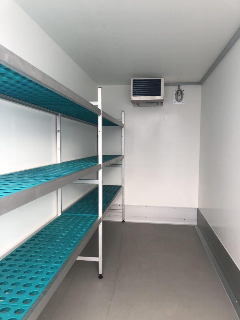 Freezer Storage