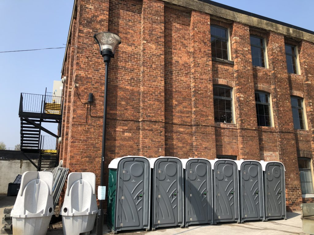 Portable Toilets & Urinal