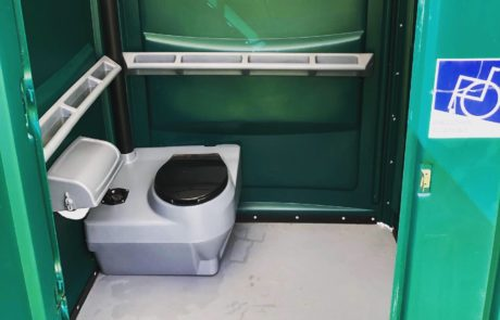 Accessible Portable Loo
