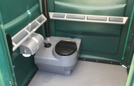 Accessible Portable Toilet