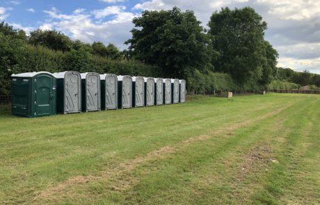 Festival Portable Toilets
